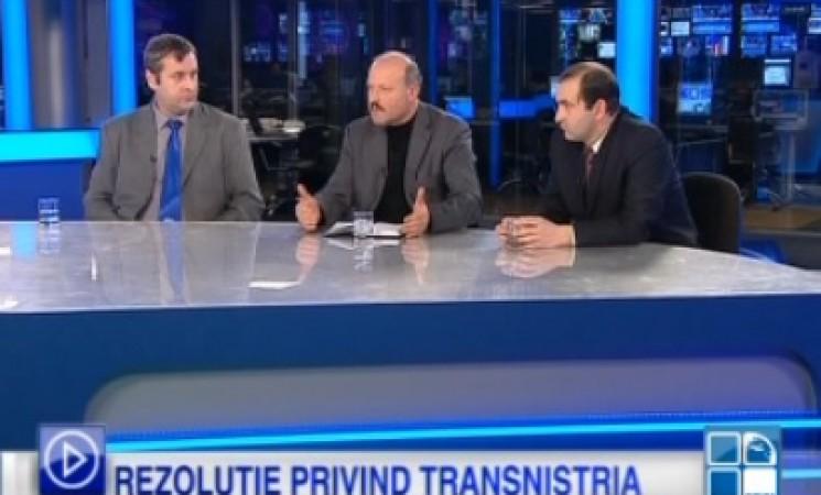 Despre o nouă rezoluţie privind Transnistria, la Publika Report