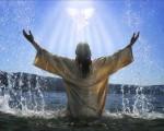 Semnificaţia botezului Domnului Isus în trei dimensiuni