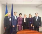 Vizita delegației Parlamentului din Estonia