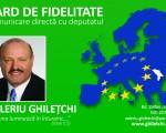 Electorala 2014: Cardul de fidelitate