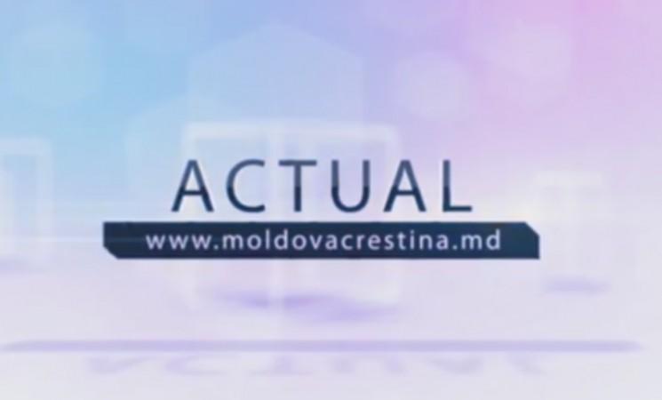 Despre libertatea religioasă în Moldova la emisuinea ACTUAL