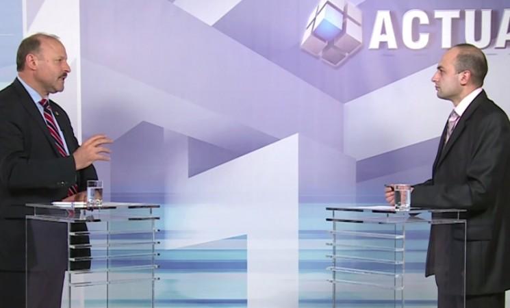 Interviu post-electoral la emisiunea ACTUAL