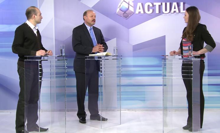 """Despre """"Evanghelia Prosperității"""" la Moldova Creştină TV"""