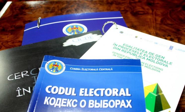 """Despre modificările în Codul Electoral la """"Fabrika"""""""