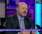 """Despre Codul de Etică al deputaţilor la """"Fabrika"""""""