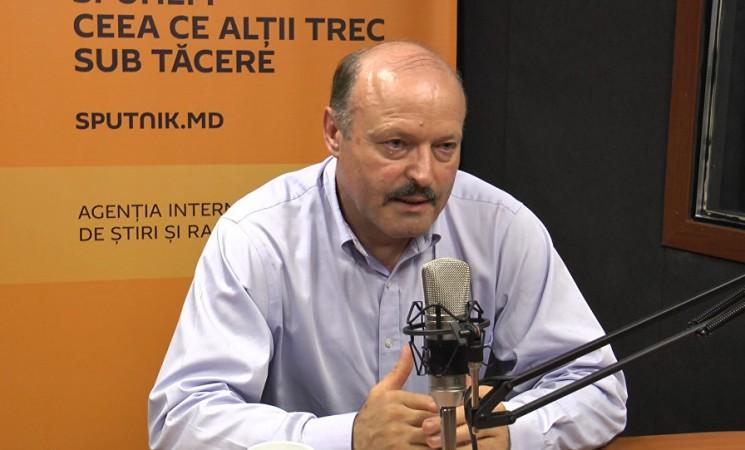 SPUTNIK Valeriu Ghilețchi: Prezidențialele din Moldova vor fi cu mari surprize