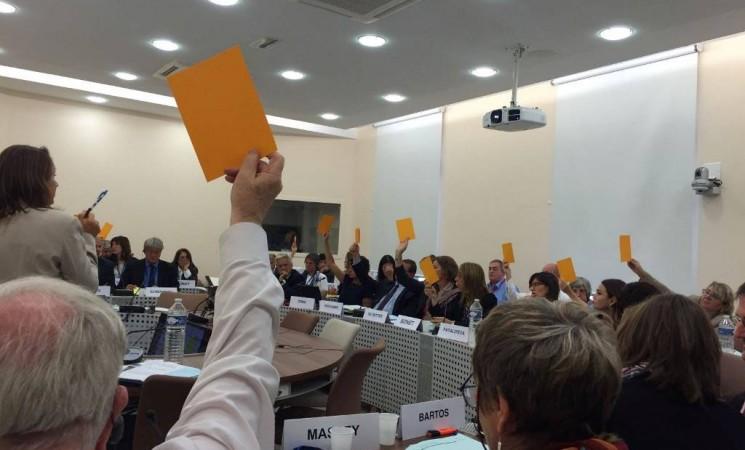 Comisia Socială a Consiliului Europei a respins al doilea Raport a dnei Petra De Sutter
