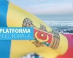 PLATFORMA ELECTORALĂ cu Valeriu Ghileţchi la Moldova 1