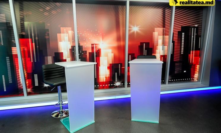 """Предвыборные президентские дебаты на """"Realitatea TV"""""""