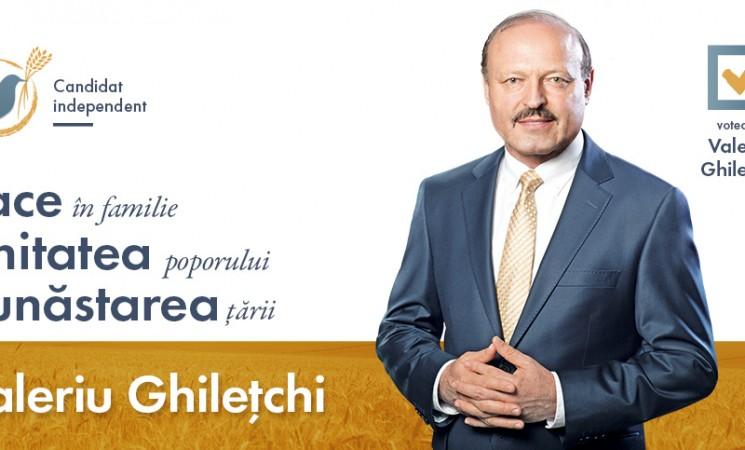 PROGRAMUL campaniei electorale pentru Prezidenţiale 2016