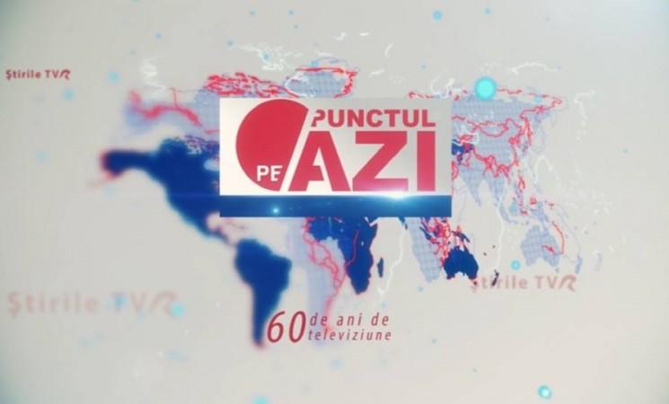 "Despre vizita preşedintelui la Bruxelles la ""Punctul pe AZI"""