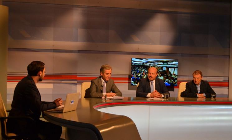 """Constituirea Grupului Parlamentar Popular European, în dezbatere la """"Moldova în Direct"""""""