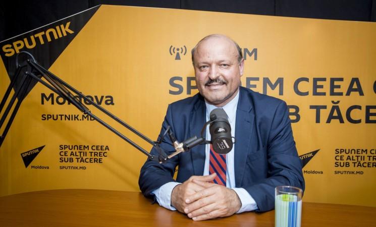 INTERVIU despre Votul Uninominal în studioul Sputnik Moldova