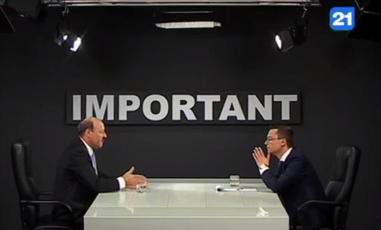 """Despre ultimele evoluţii politice în emisiunea """"Important"""""""
