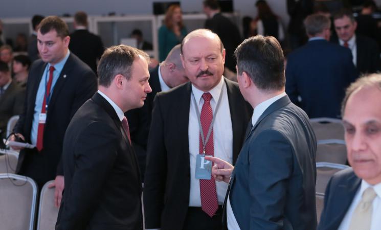 """О межпарламентской конференции по безопасности в программе """"Полюс"""""""
