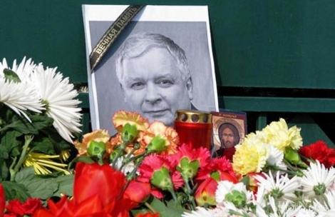 13 Aprilie - Zi de Doliu în Moldova în memoria victimelor din Polonia