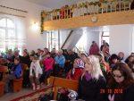 Sărbătoarea Secerișului în Biserica din Budăi