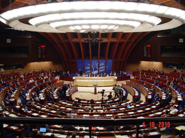 Constitutional Referendum - Parliamentary Assembly of the Council of Europe