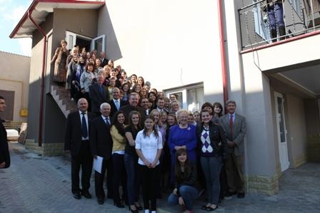 """Fundaţia """"Casa Stela"""" sau casa speranţei pentru viitor la Ialoveni"""