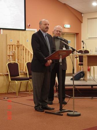 Peste 150 de pastori din Anglia s-au rugat pentru Moldova