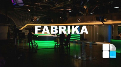 """Valeriu Ghileţchi, invitat la """"Fabrika"""""""