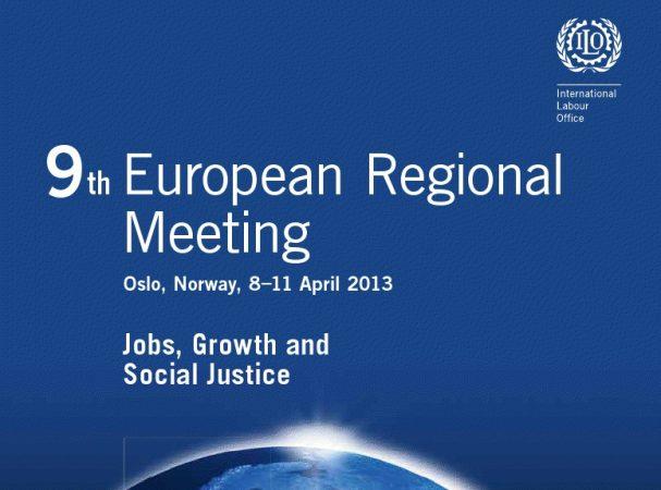 La Oslo se discută impactul crizei economice mondiale