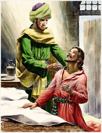 Saul și Anania sau Portretul unui erou uitat