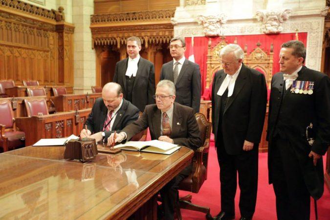 O nouă etapă de cooperare între Moldova și Canada