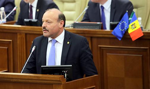 Discursul în plenul Parlamentului privind adoptarea Codului Educaţiei
