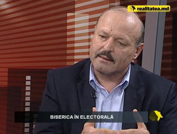 """Despre """"Biserica vs Politica"""" la Realitatea TV"""