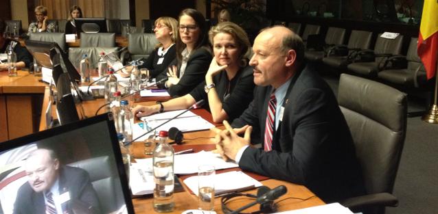 """Discursul de la Conferinţa Europeană: """"Interesul superior al copilului"""""""
