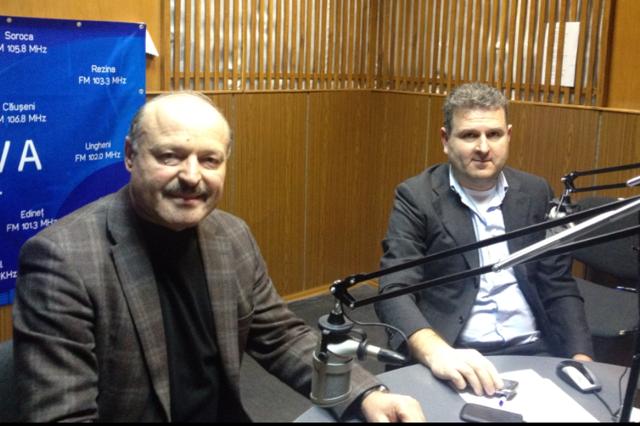 """La emisiunea """"Loc de dialog"""" cu Eduard Maciac"""