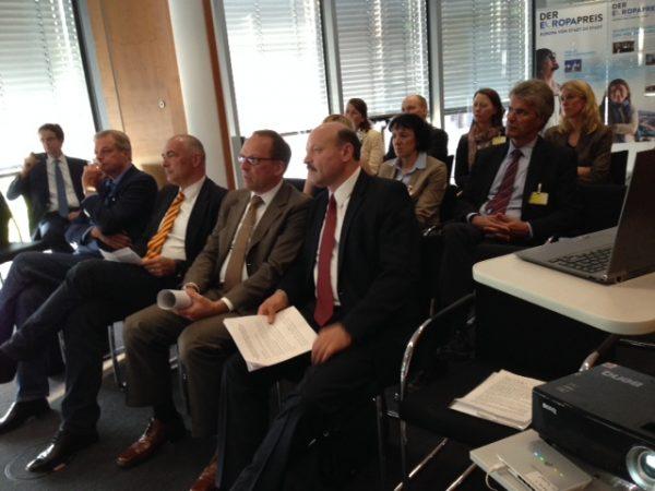 Dresda și Vara au câştigat Premiul Europei 2015