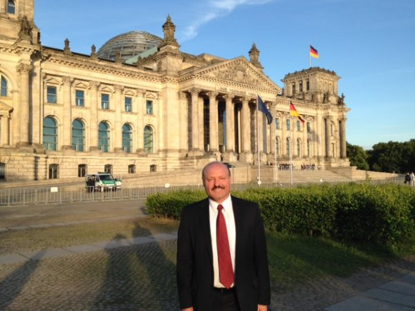 """Discurs în Bundestagul Germaniei: """"60 de ani de la instituirea Premiului Europei"""""""