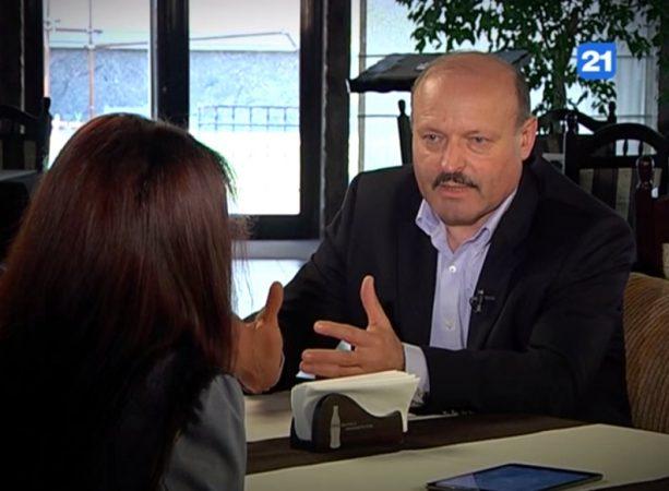 ПриЛюдно с Валериу Гилецки на TVC21