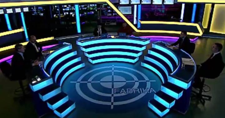"""DESPRE depunerea mandatului procurorului general la """"Fabrika"""""""