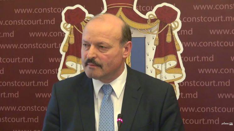 Breafing de presă după decizia Curţii Constituţionale privind alegerea preşedintelui VIDEO