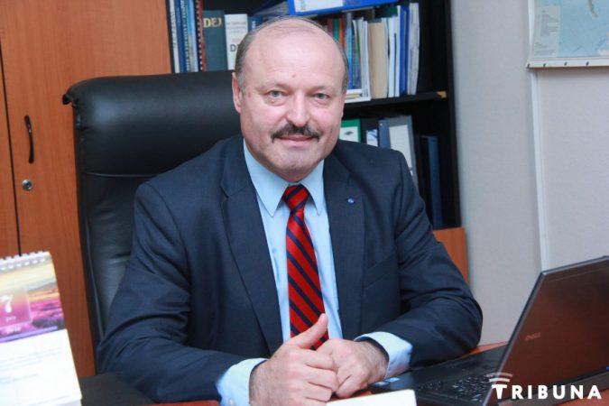 """TRIBUNA: Valeriu Ghileţchi """"Omul Săptămânii"""""""
