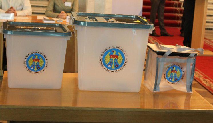 Asigurarea dreptului studenților de a participa la alegerile prezidențiale