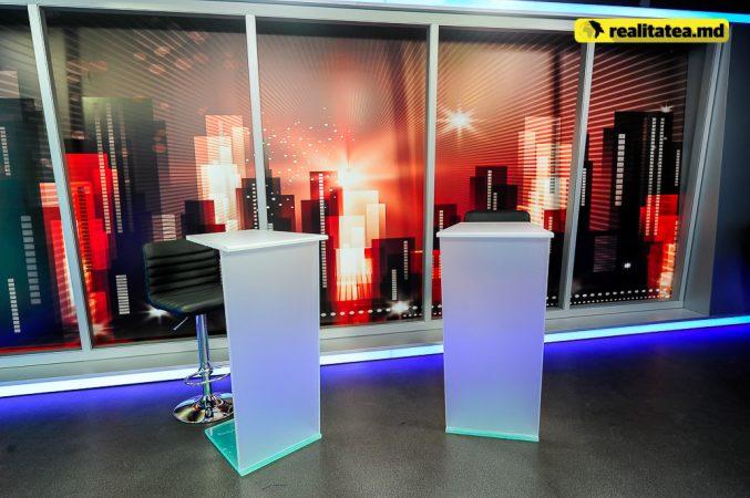 Dezbateri Electorale cu Viorel Pahomi la Realitatea TV