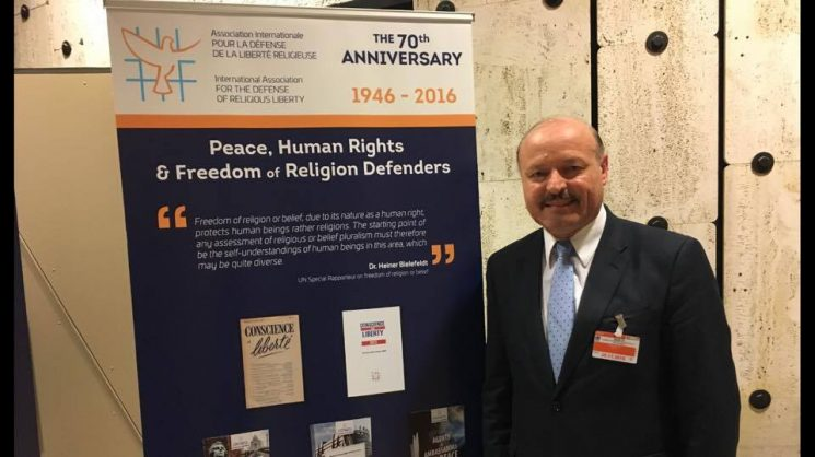 PRIMUL Summit Global Religie, Pace şi Securitate la Geneva