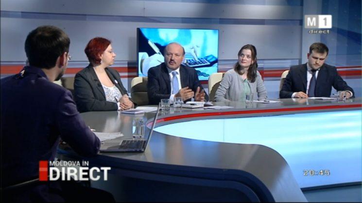 """CUM redirecţionăm impozitul pe venit în baza legii 2%, la """"Moldova în Direct"""""""