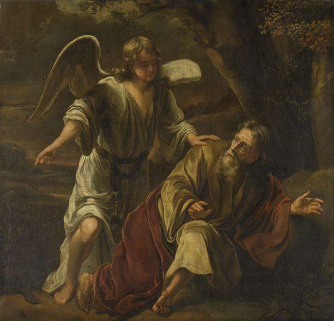 Cu Dumnezeu în întuneric