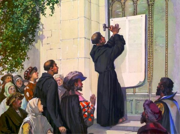 Patru teze de bază ale Reformei Protestante