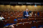 PRIMUL interviu în calitate de președinte al Comisiei pentru alegerea judecătorilor la CEDO