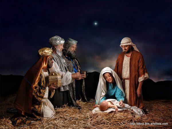 Trei gânduri despre nașterea lui Isus