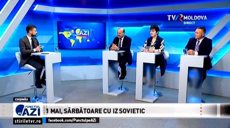 """Situația post-electorală în dezbatere la """"Punctul pe Azi"""""""