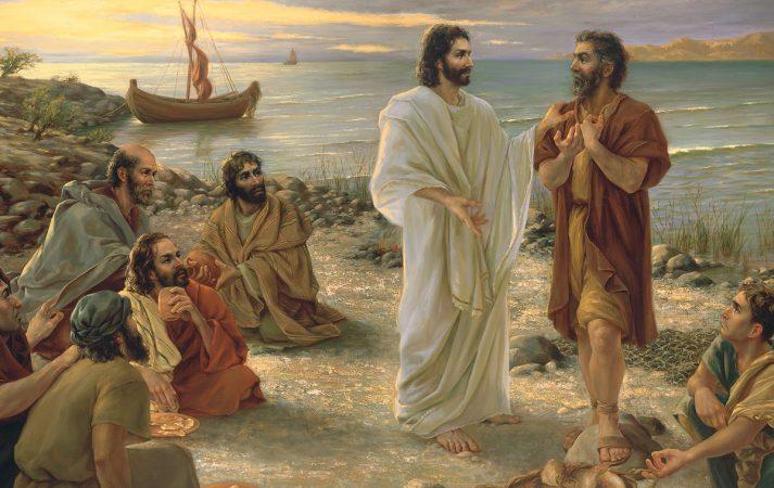 La un mic dejun cu Isus