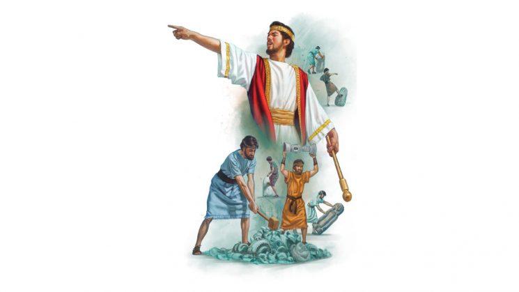 STUDIU BIBLIC Împăratul Iosia