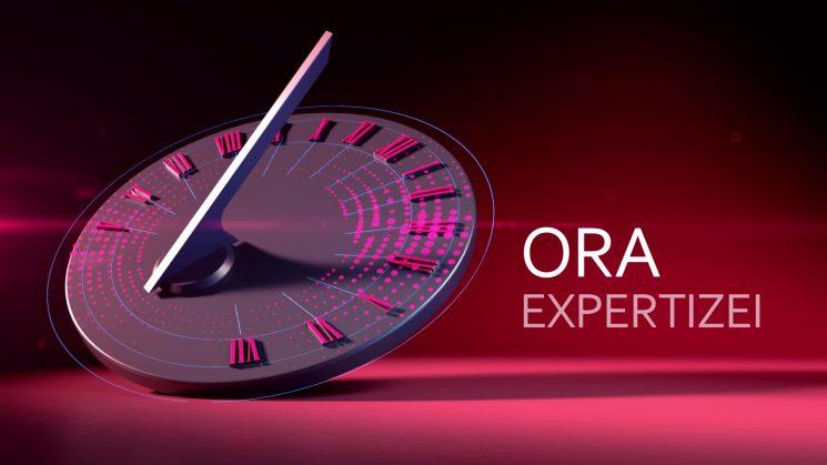 """Actualitatea în dezbatere la """"Ora Expertizei""""!"""